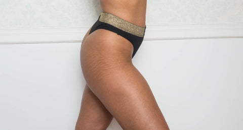Black Thong Briefs
