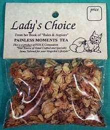 Lady's Choice Painless Moments Tea