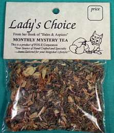 Lady's Choice Monthly Mysteries Tea