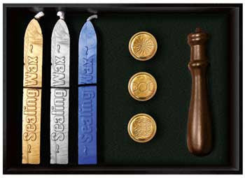 Spiritual Sealing Wax Kit