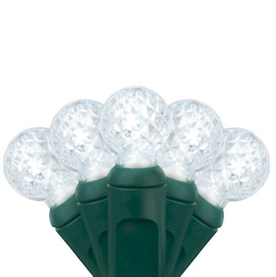70 Cool White G12 Berry - Premium - LED Christmas Lights