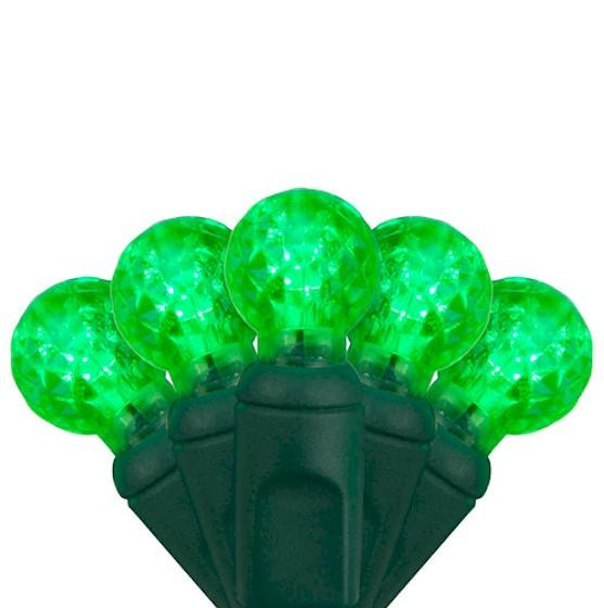 70 Green G12 Berry - Premium - LED Christmas Lights