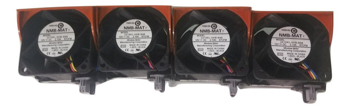 Lot of 4 Dell Cooling Fan for Power Edge 2970 / 2950 Lot of 4 JC972 DC471 YW880 PR272