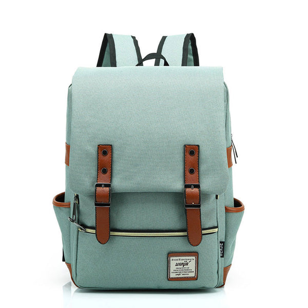 Cute Large Travel Backpack Leisure Student Canvas Backpack Strong School Bag