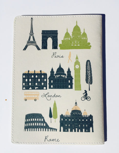 Have Passport Will Travel Passport Holder