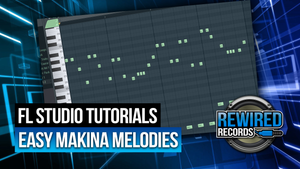 Easy Makina Melodies Tutorial + FREE MIDI PACK
