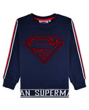 Superman Tuft Logo Sweatshirt