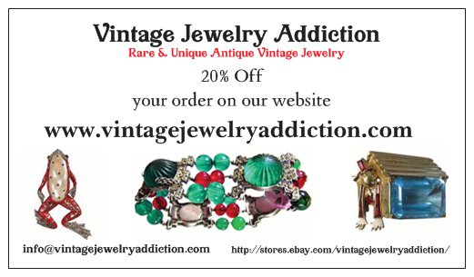 Vintage Jewelry Addiction