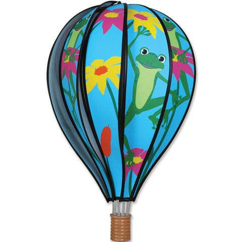 22 in. Hot Air Balloon - Frogs