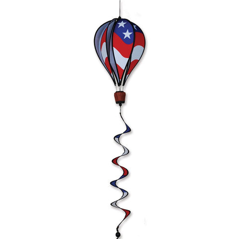 16 in. Hot Air Balloon - Patriotic