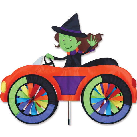 25 in. Car Spinner - Witch
