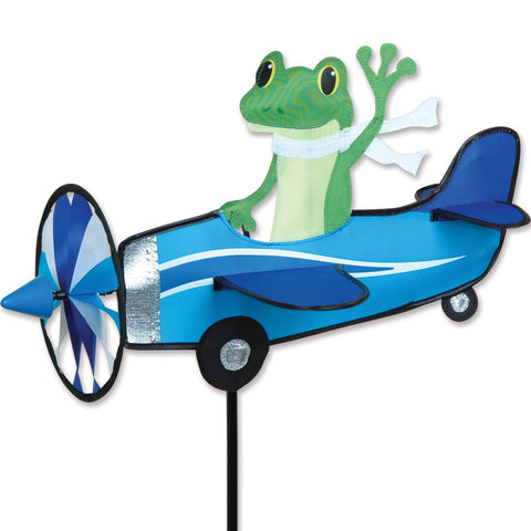 19 in. Pilot Pal Spinner - Tree Frog