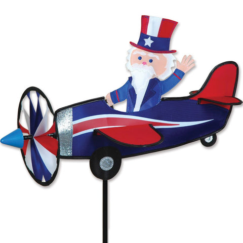 19 in. Pilot Pal Spinner - Uncle Sam