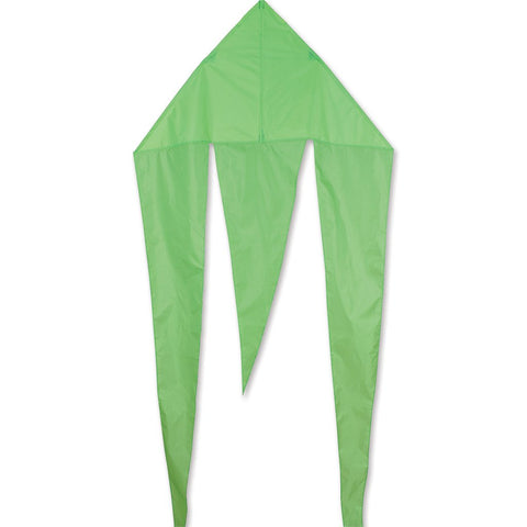 45 in. Flo-tail Kite - Neon Green