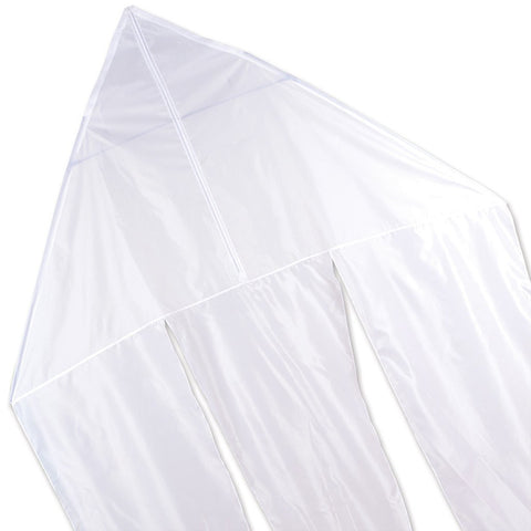 6.5 ft. Flo-tail Kite - White