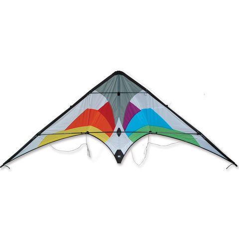 Wolf NG Sport Kite - White Rainbow