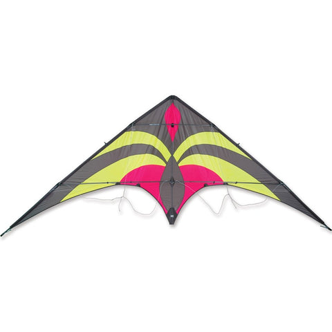 Widow NG Sport Kite - Neon/Gray