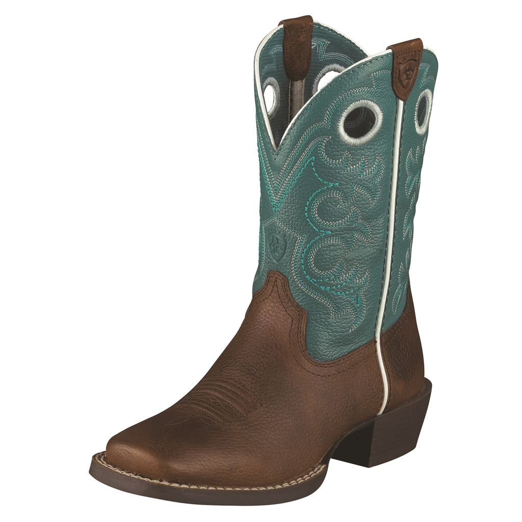 Children's/Youth's Ariat Crossfire Boot #10005989 (8C-6Y)