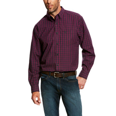 Men's Ariat Faford Performance Button Down Shirt #10025892