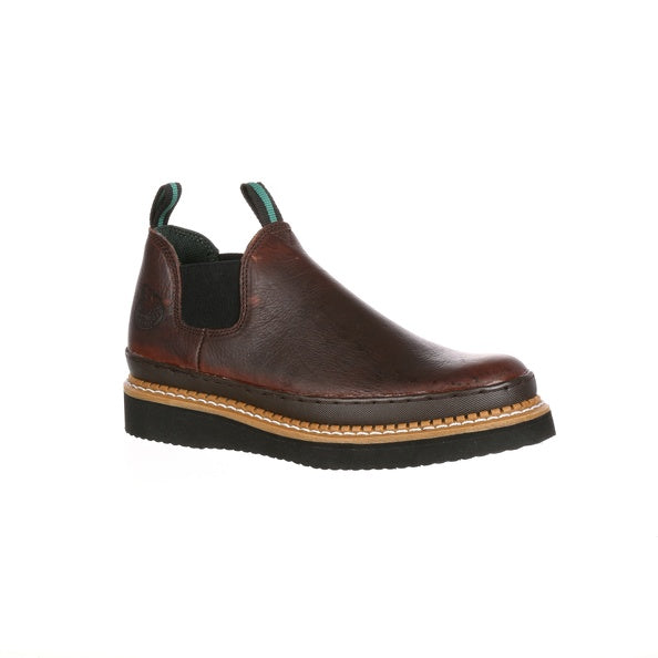 Men's Georgia Romeo Wedge Work Shoe #GR274