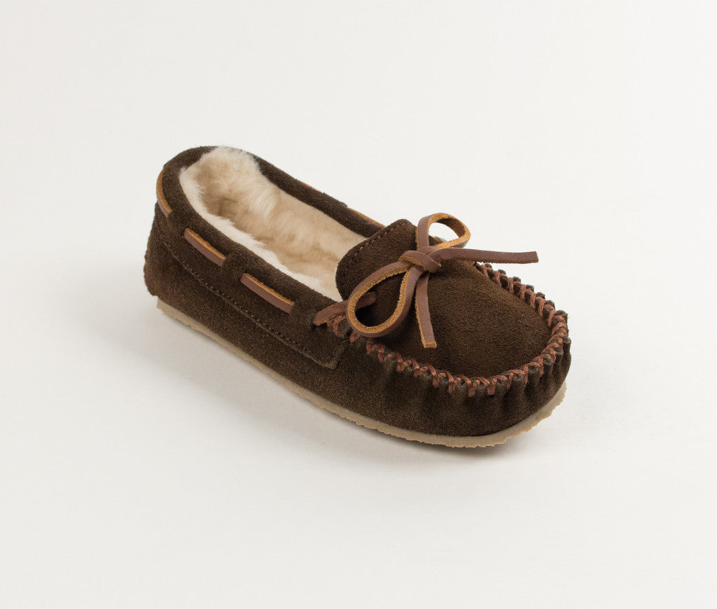 Children's Minnetonka Cassie Slipper #4812