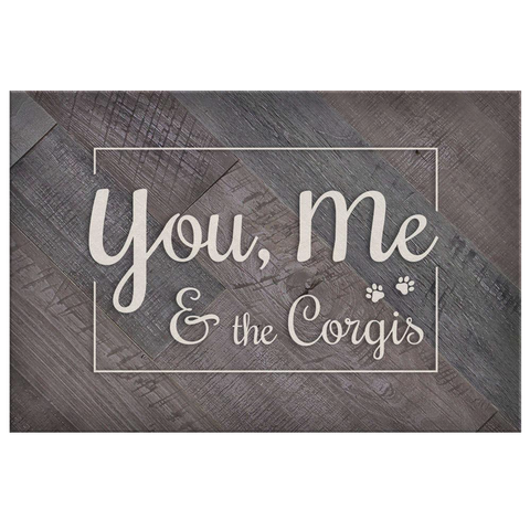 You, Me & the Corgis