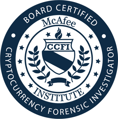 Certified Cryptocurrency Forensic Investigator (CCFI)
