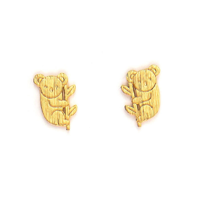 Rare Rabbit Koala Stud Gold - Global Free Style