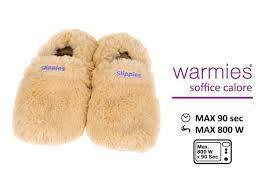 Warmies Pantofole peluches - Farmacia Aliberti