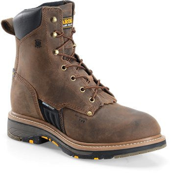 "Carolina Mens 8"" Safety Toe Composite Workflex Waterproof Boot CA1559 EH - www.Safetytoe.com Composite Toe Work Boot - safety toe boots  Safetytoe.com - www.safetytoe.com"