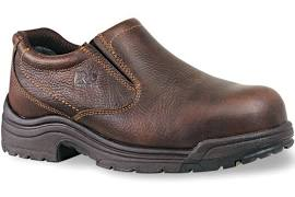 Timberland Pro Oxford Slip On Safety Toe Titan T53534 EH