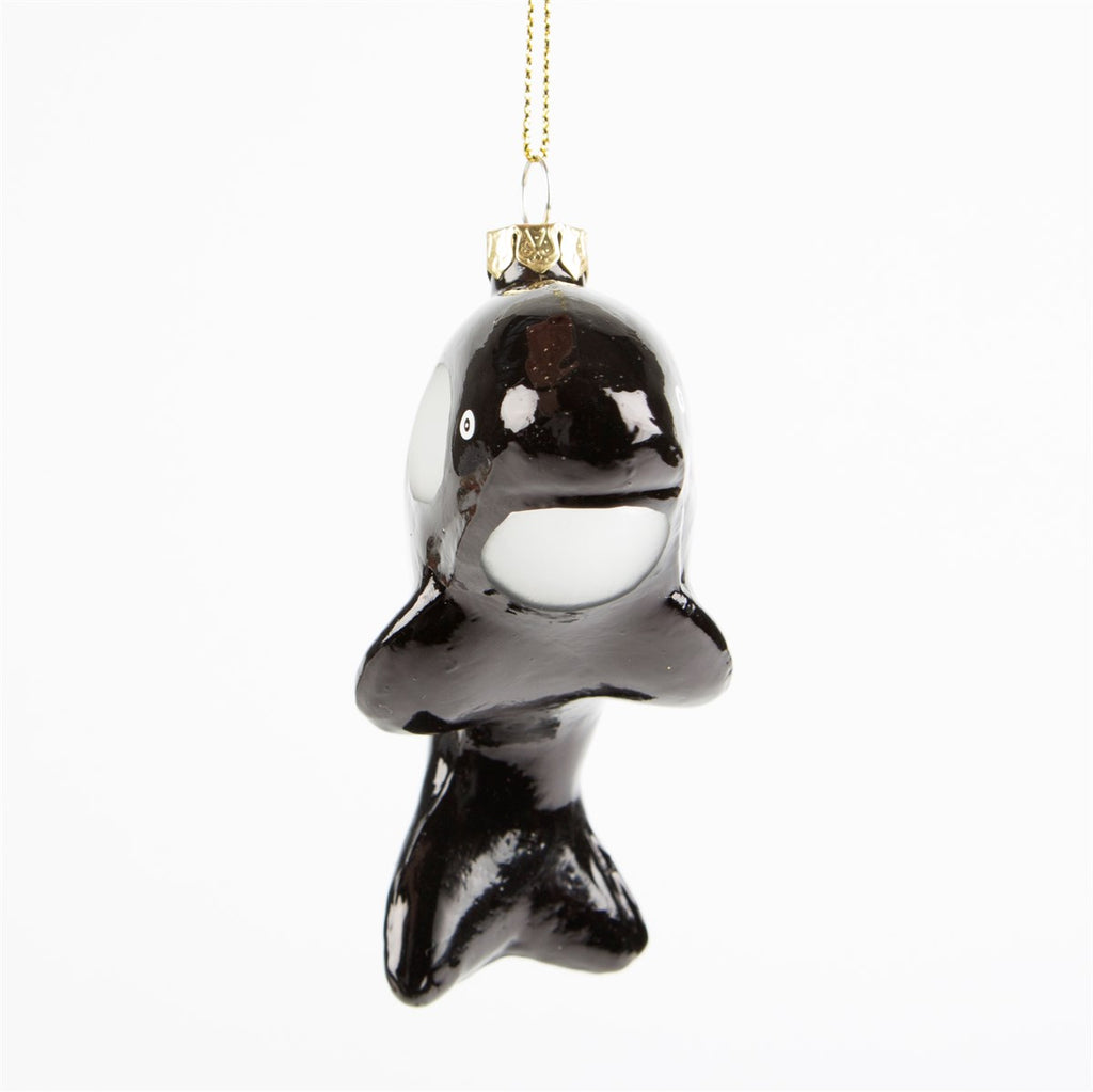 Orca Whale Hanging Decoration