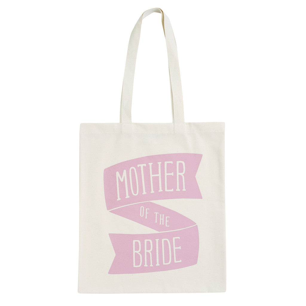 mother of the bride canvas bag rose accessories