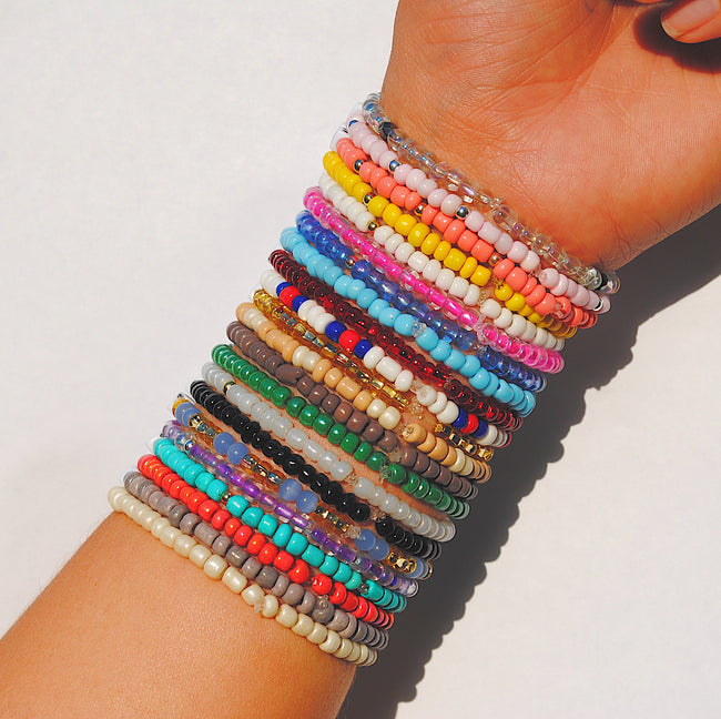 Delicious Hunnies - handcrafted bracelets, anklets, chokers, and key-chains