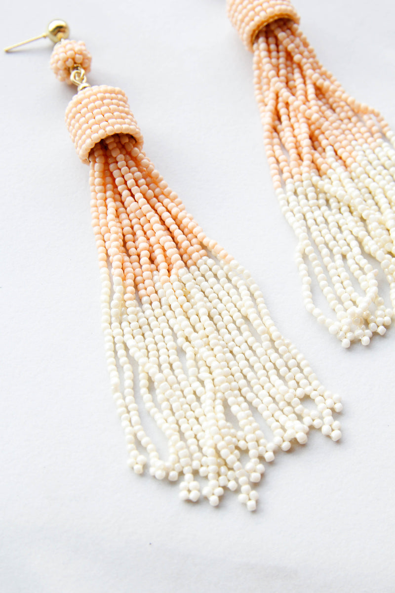 Peaches & Cream Earrings