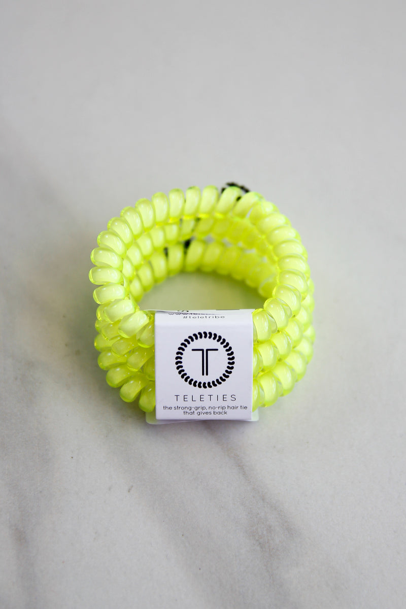 Teleties Small Hair Ties - Sunshine