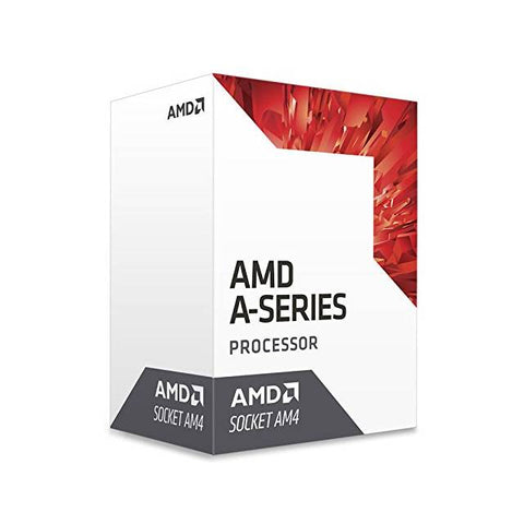 AMD 7th Gen A8-9600 APU Quad-Core 3.1GHz Socket AM4, Retail