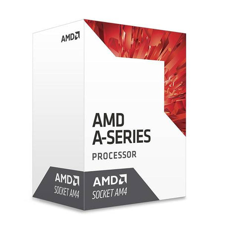 AMD 7th Gen A10-9700 APU Quad-Core 3.5GHz Socket AM4, Retail
