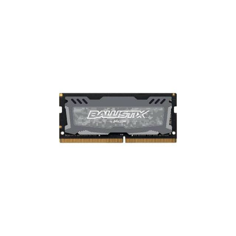 Crucial Ballistix Sport LT Gray DDR4-2400 SODIMM 4GB/512Mx64 CL16 Notebook Memory