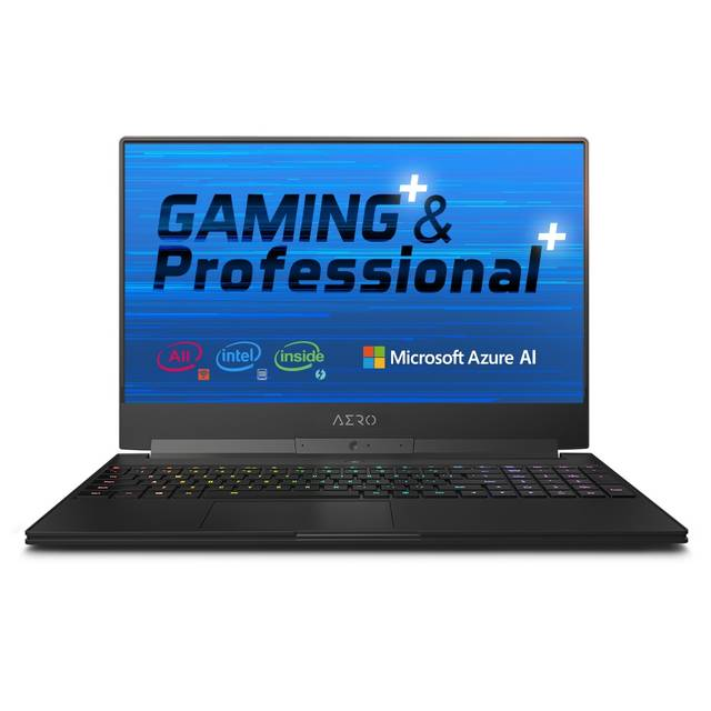 Gigabyte AERO 15-X9-9RT4K5MP 15.6 inch Intel Core I9-8950HK 2.9GHz/ 32GB DDR4/ 1TB SSD/ RTX 2070/ USB3.1/ Windows 10 Pro Ultrabook (Black)