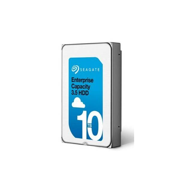 Seagate Enterprise Capacity ST10000NM0096 10TB 7200RPM SAS 12.0 GB/s 256MB Enterprise Hard Drive (3.5 inch Helium, Exos X10 HDD 512E SAS)