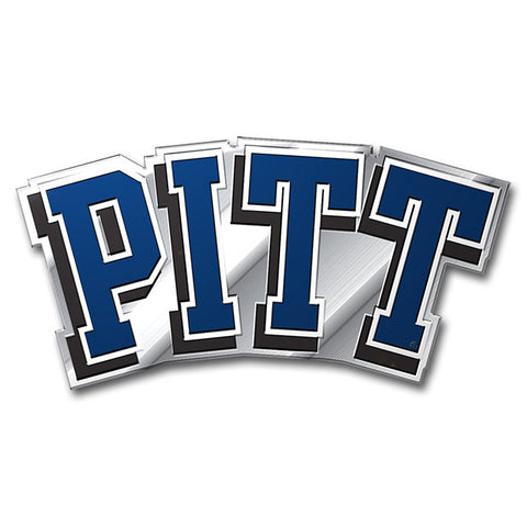 Pittsburgh Panthers Color Auto Emblem