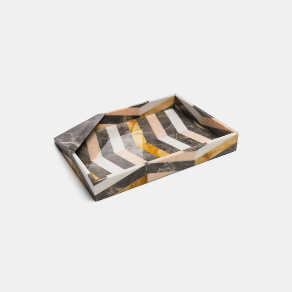 Earthquake Marble Tray