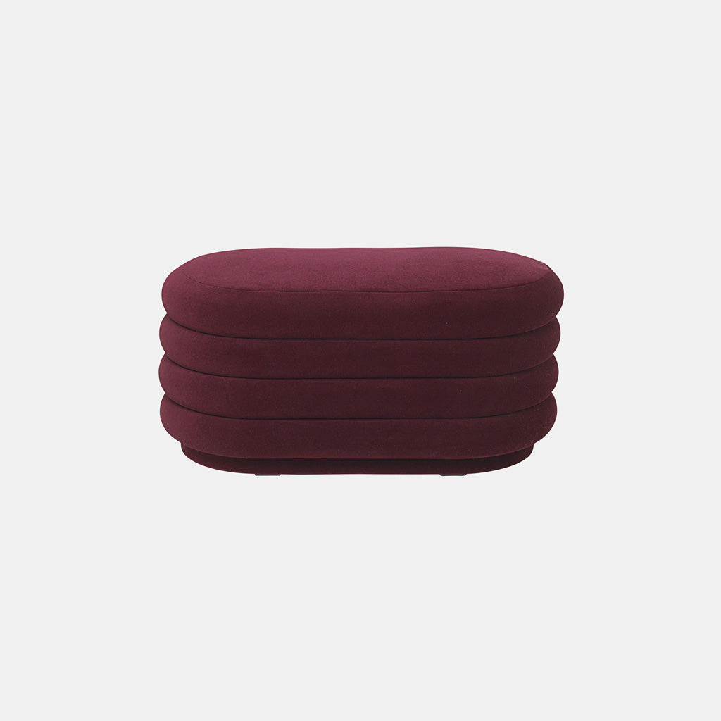 Pouf Oval - Medium - Monologue London