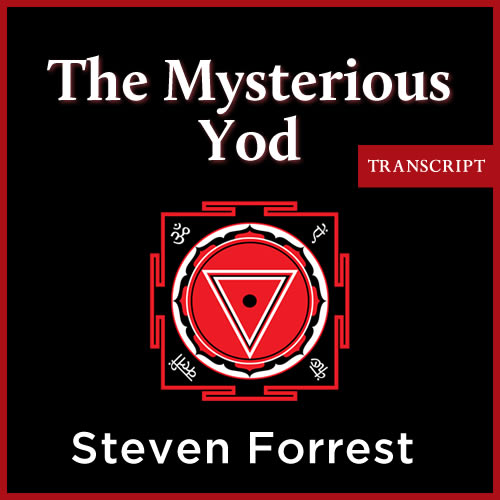 The Mysterious Yod Transcript