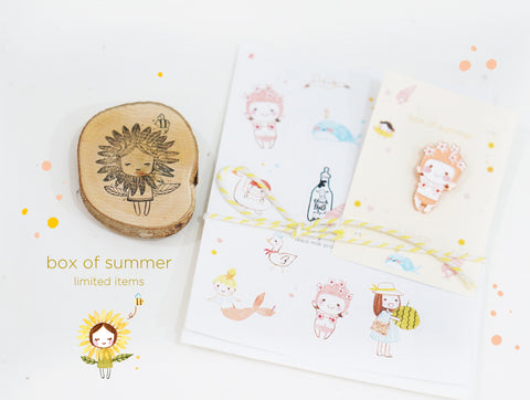 Box of Summer (Limited items)