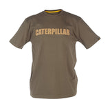 Caterpillar C026 Canvas Textured T-Shirt
