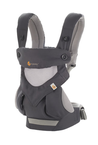 ERGObaby Four Position 360 Cool Air Carrier - PeppyParents.com