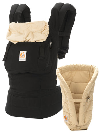 Ergobaby Original Collection Bundle of Joy Baby Carrier - PeppyParents.com  - 1