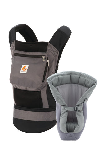 Ergobaby Performance Collection Bundle of Joy Baby Carrier - PeppyParents.com